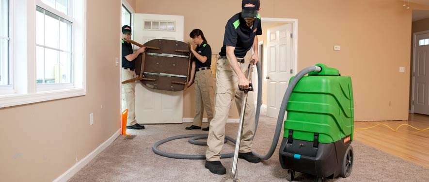 Mississauga, ON residential restoration cleaning